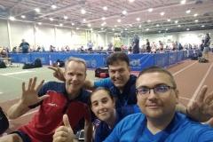 2019 Budapest, Campionati Europei