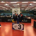 Medaglia di Bronzo per la Squadra Femminile Juniores ai Campionati Italiani